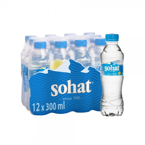 Sohat Mineral Water 12x330ml 140305-V001 by Sohat