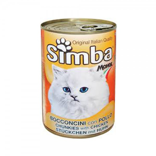 Simba Cat Food Chicken 140452-V001 by Simba
