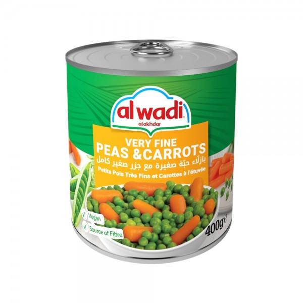 Al Wadi Al Akhdar Very Fine Peas & Carrots 140919-V001 by Al Wadi Al Akhdar