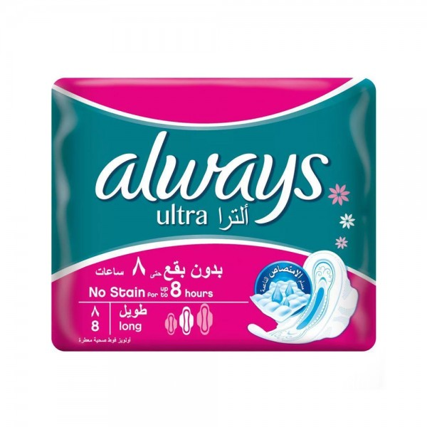 ALWAYS ULTRA NORMALTHIN LONG 141136-V001 by Always