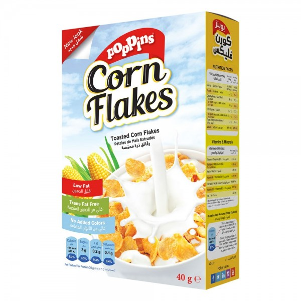 Poppins Corn Flakes 30G 141139-V001 by Poppins