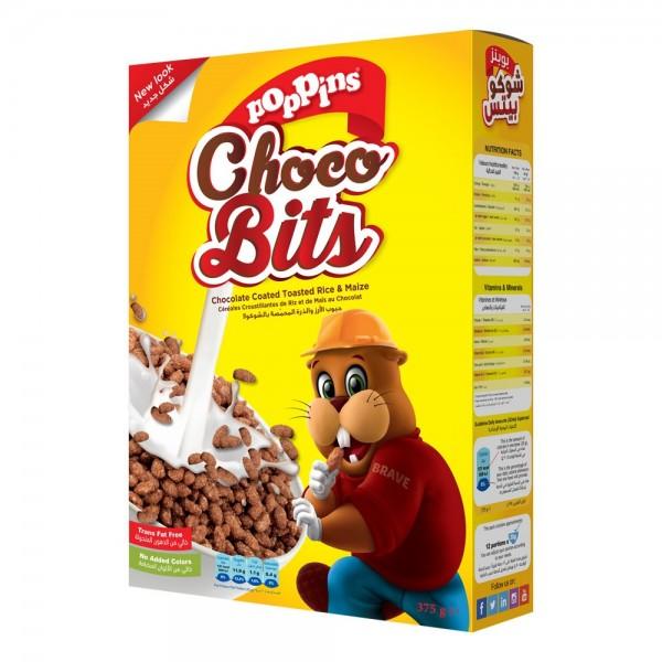 Poppins Choco Bits 375G 141143-V001 by Poppins