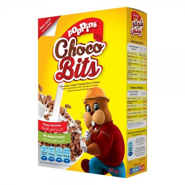 Poppins Choco Bits 30G 141146-V001 by Poppins