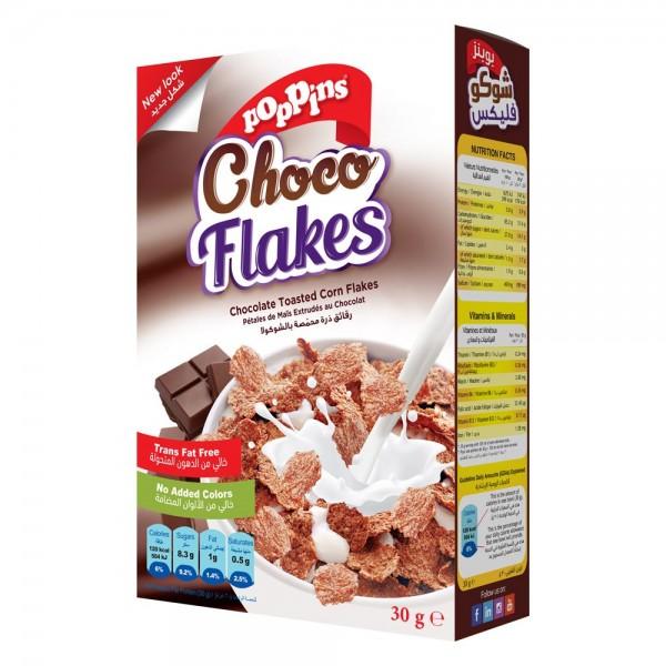 Poppins Choco Flakes 30G 141148-V001 by Poppins