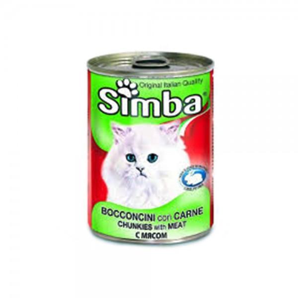 Simba Cat Food Chunk Beef 141189-V001 by Simba