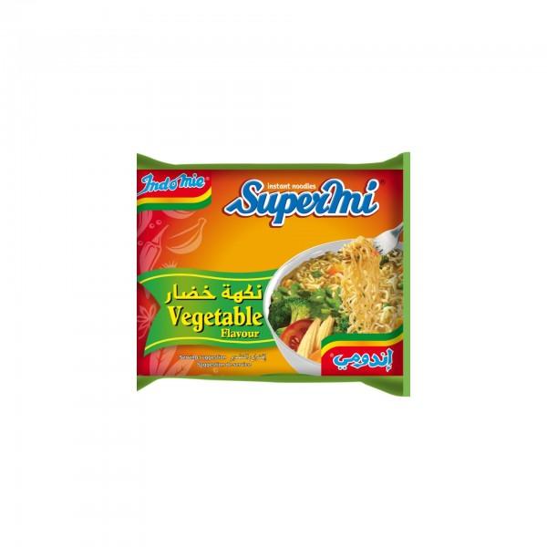 Indomie Vegetable Noodles Flavor - 75G 142966-V001 by Indomie