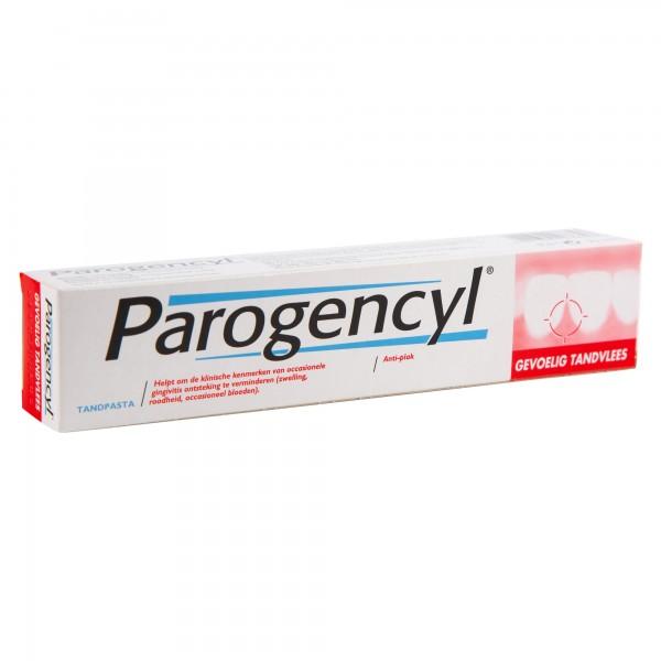 Parogencyl Gevoelig Tandvlees Toothpaste 75ml 144223-V001