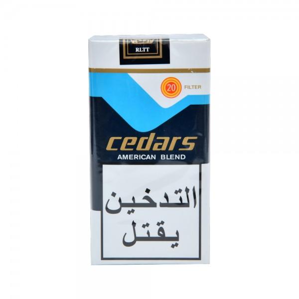 Cedars American Blend King Size Cigarette 1 Pack 144317-V001 by Cedars