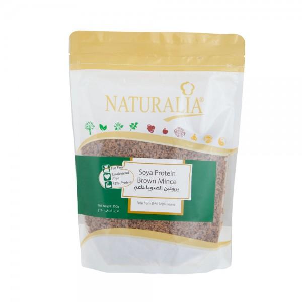 Naturalia Soya Protein Mince 250G 145229-V001 by Naturalia