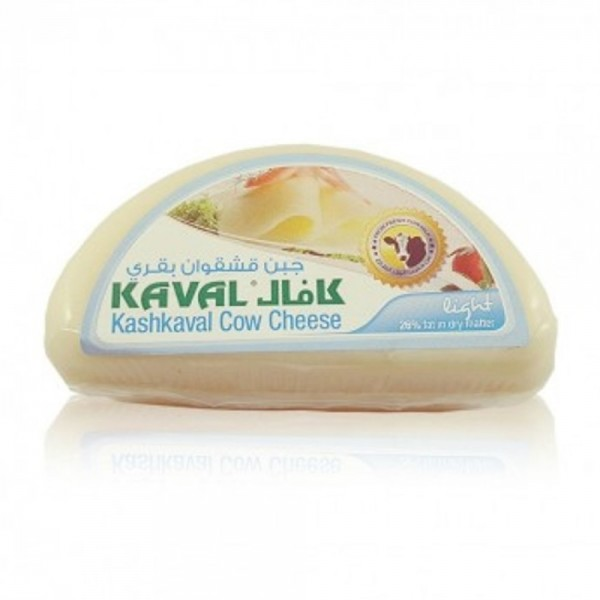 Kaval Kashkaval Cow Cheese Light 350g 145370-V001 by Kaval