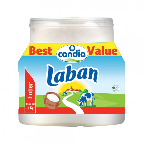 Candia Laban Entier 1Kg 145661-V001 by Candia