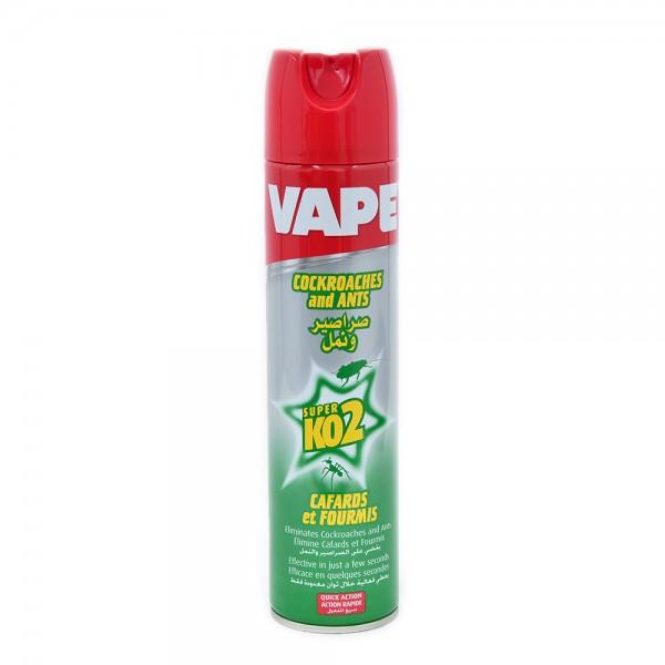 Vape KO2 Spray 400ml 146124-V001 by Vape