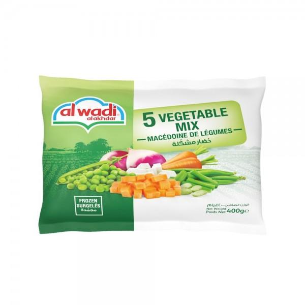 Al Wadi Al Akhdar Mixed Vegetables 146244-V001 by Al Wadi Al Akhdar
