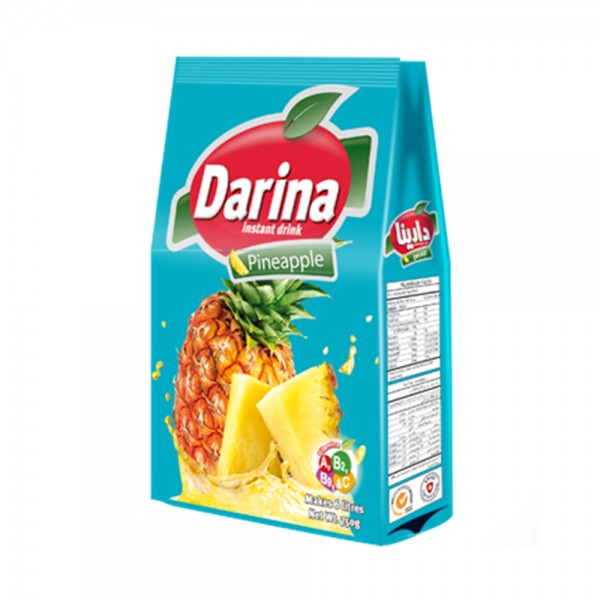 INSTANT PINEAPPLE DRINK 146272-V001 by Darina