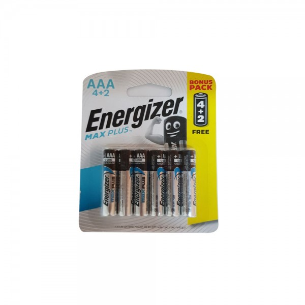 Energizer Battery Titanium AAA - 4+2Pc 146723-V002 by Energizer