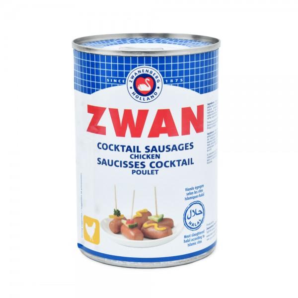 Zwan Cocktail Chicken Sausages 200G 147186-V001 by Zwan