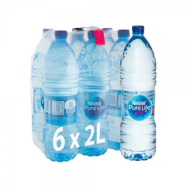 Nestle Pure Life Bottle 6x2L 148277-V001 by Nestle