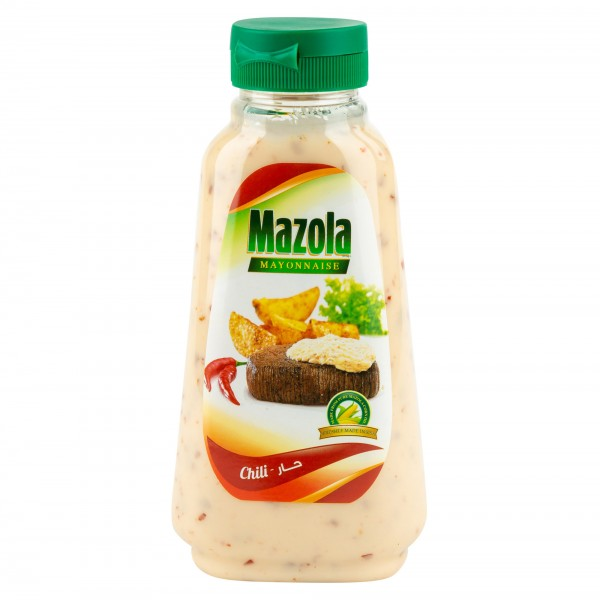 Mazola Mayonnaise Chili 148669-V001