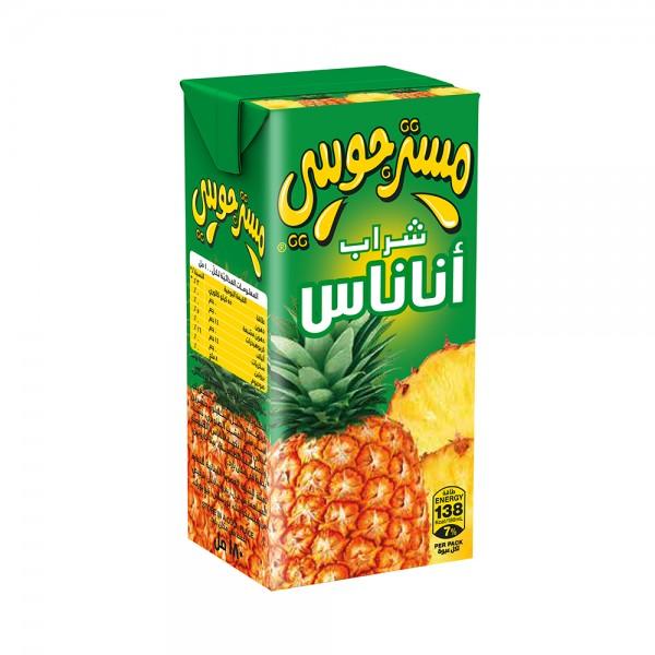 Mr Juicy Pineapple Juice - 180Ml 148745-V001 by Mr. Juicy