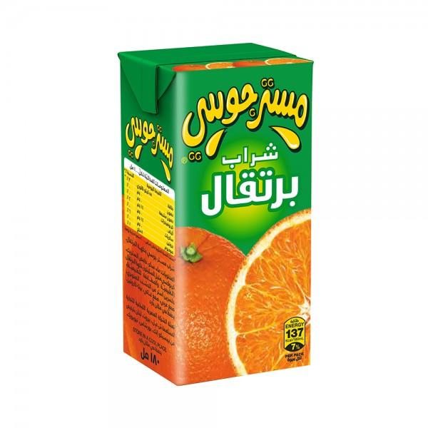 Mr Juicy Orange Juice - 180Ml 148746-V001 by Mr. Juicy