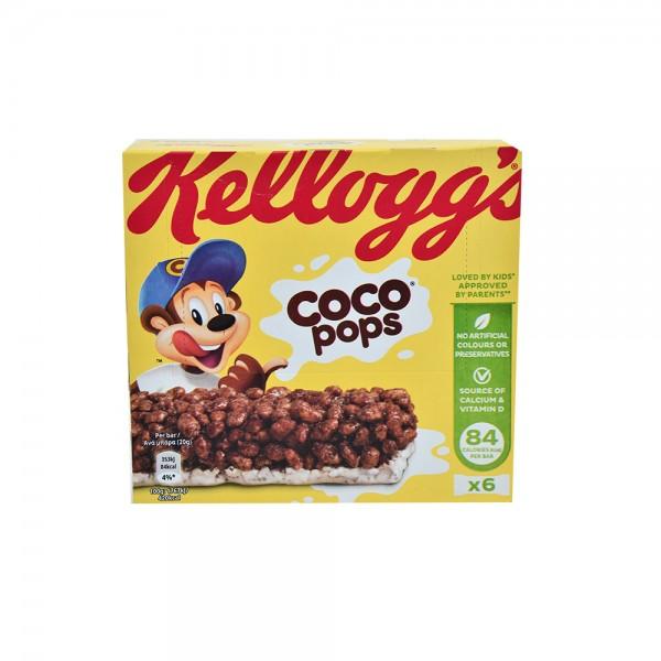 Coco Pops Snack Bar 20G 149041-V001 by Kellogg's