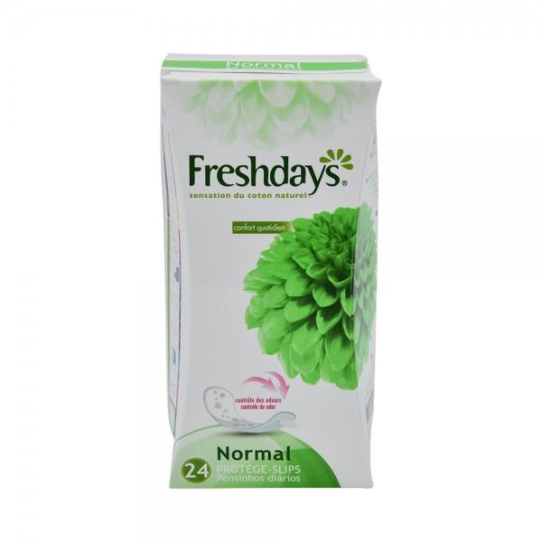 Freshdays Fresh Day Pantyliner Normal - 24S 149133-V001 by Sanita