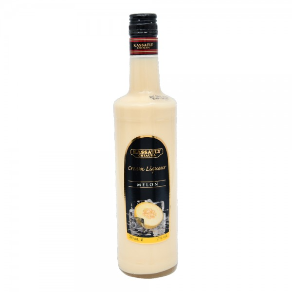 Kassatly Melon Cream Liqueur - 700Ml 160287-V001 by Kassatly Chtaura