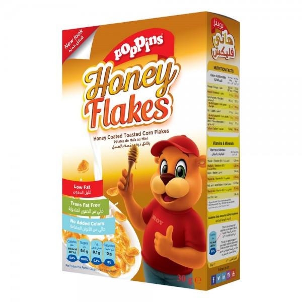 Poppins Honey Flakes 30G 160289-V001 by Poppins