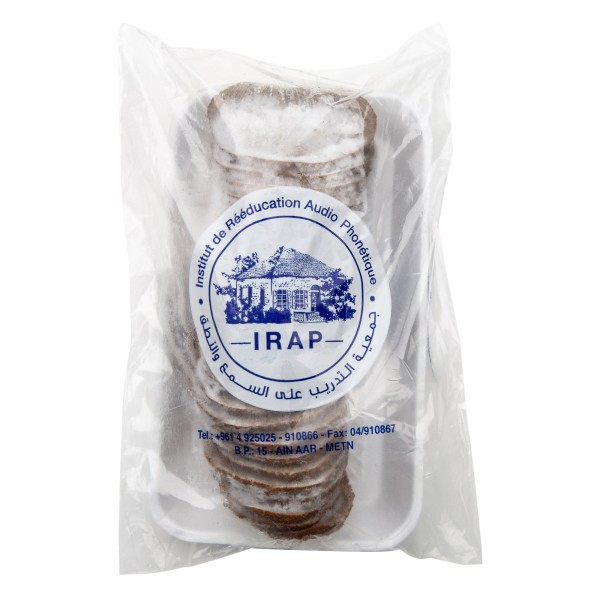 IRAP Sliced Roast Beef Frozen 12 Pieces 161356-V001 by Irap