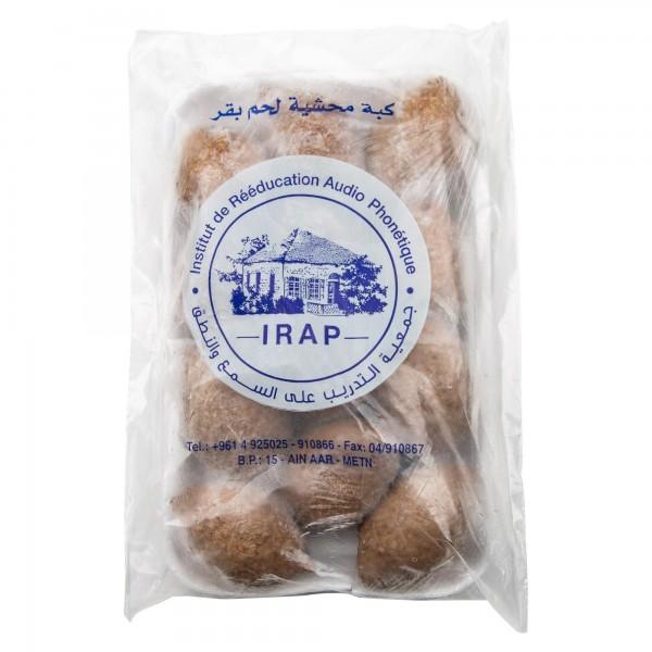 IRAP Stuffed Kebbe Frozen 12 Pieces 161363-V001 by Irap