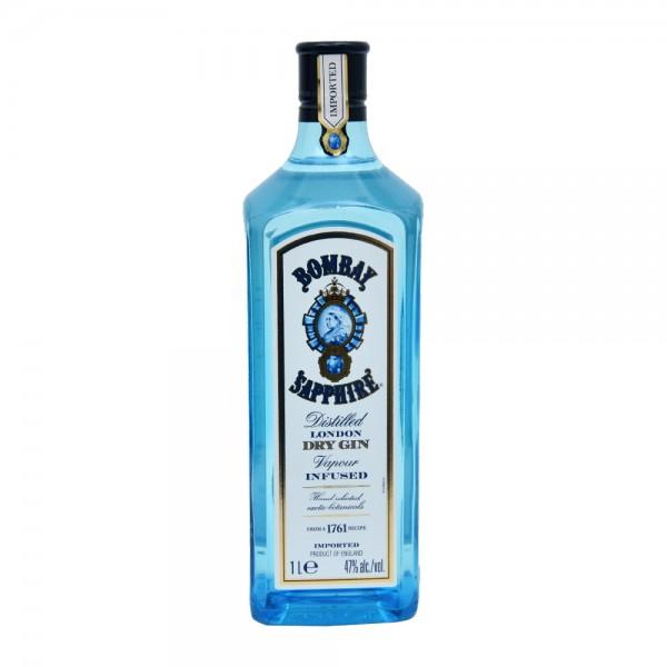 Bombay London Dry Gin 1L 162111-V001 by Bombay Sapphire