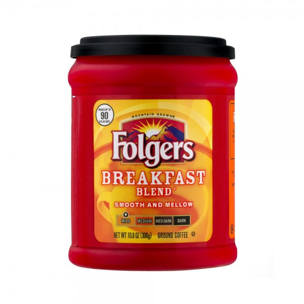 FOLGERS CH BRKFST BLND FA COF 162246-V001 by Folgers