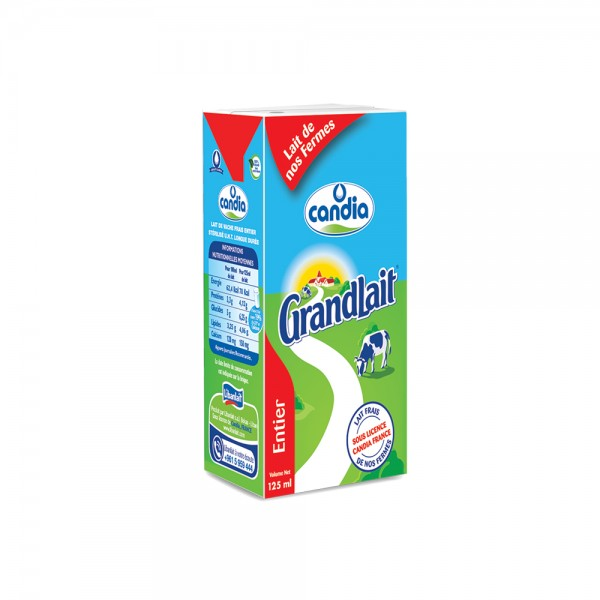 Candia Lait Entier Uht 162282-V001 by Candia