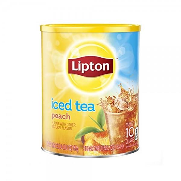 TEA INSTANT PEACH+SUGAR 162499-V001 by Lipton