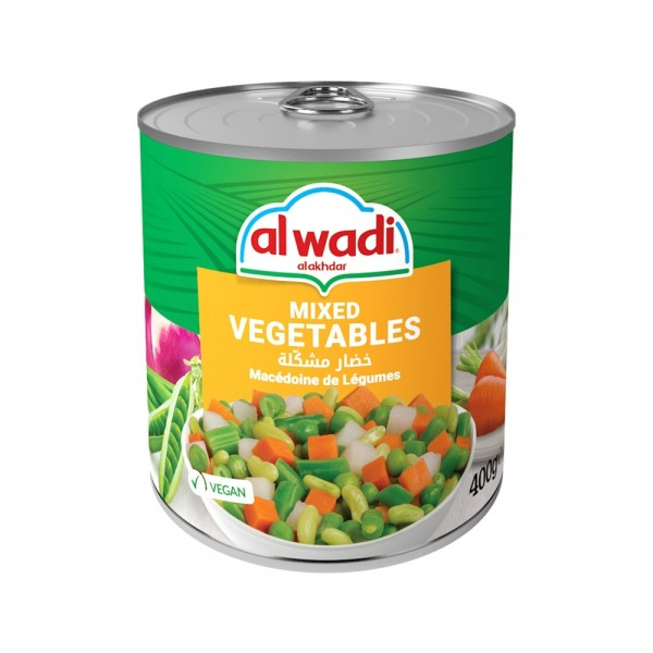 Al Wadi Al Akhdar Mixed Vegetables 163629-V001 by Al Wadi Al Akhdar