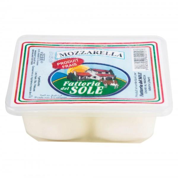 Fattoria del Sole Mozzarella 250G 165576-V001 by Fattoria del Sole