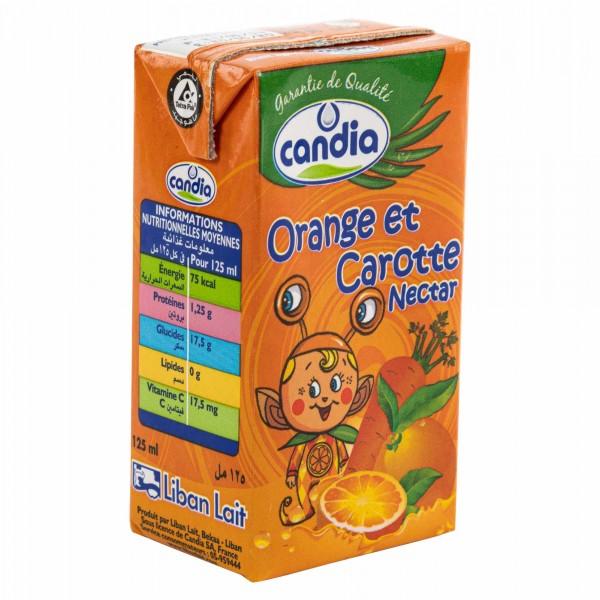 JUNIOR ORANGE+CARROT NECTAR 166910-V001 by Candia