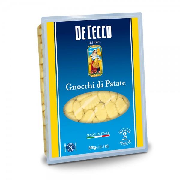 De Cecco Gnocchi Di Patate 500G 168170-V001 by De Cecco