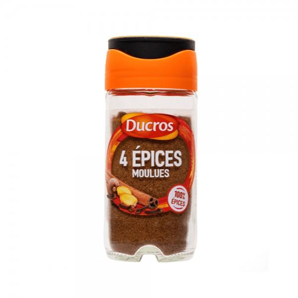 QUATRE EPICES JAR 169028-V001 by Ducros