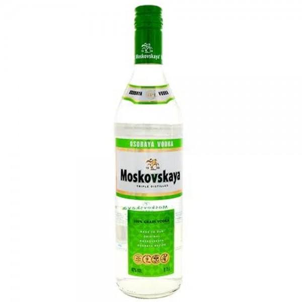 Moskoviskaya Vodka 169522-V001 by Moskovskaya