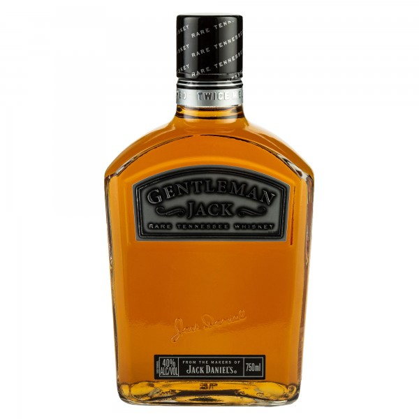 Jack Daniels Gentleman Jack Tennessee Whiskey 75cl 169532-V001 by Jack Daniel's