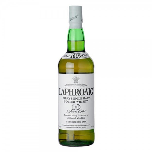 Laphroaig Single Malt Whisky 10Y - 700Ml 170371-V001 by Laphroaig