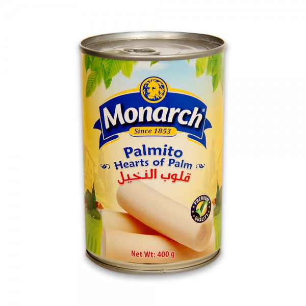Monarch Palmito Canned 400G 171090-V001 by Monarch