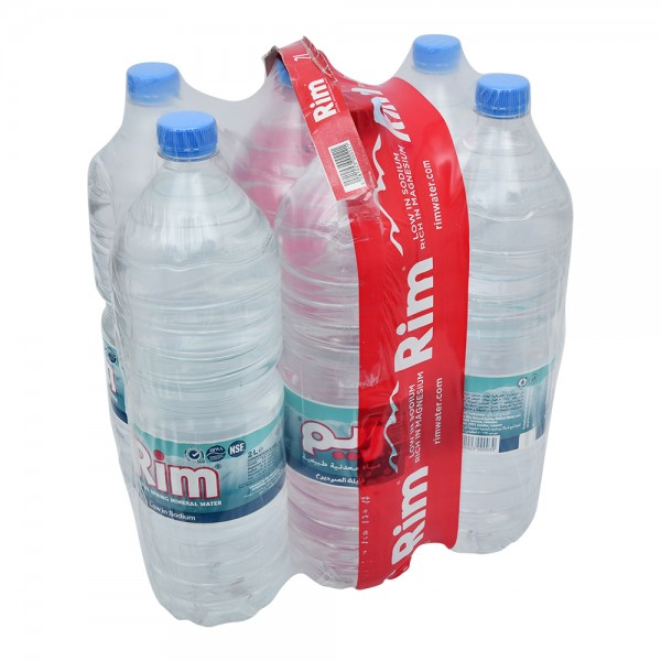 Rim Spring Mineral Water 6x2L 171737-V001 by Rim Water