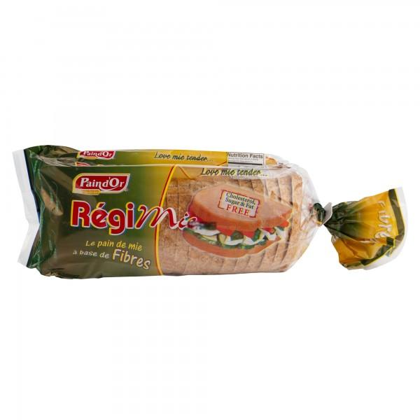 Pain D'Or Regimie Le Pain De Mie Sliced Bread 175186-V001 by Pain D'or