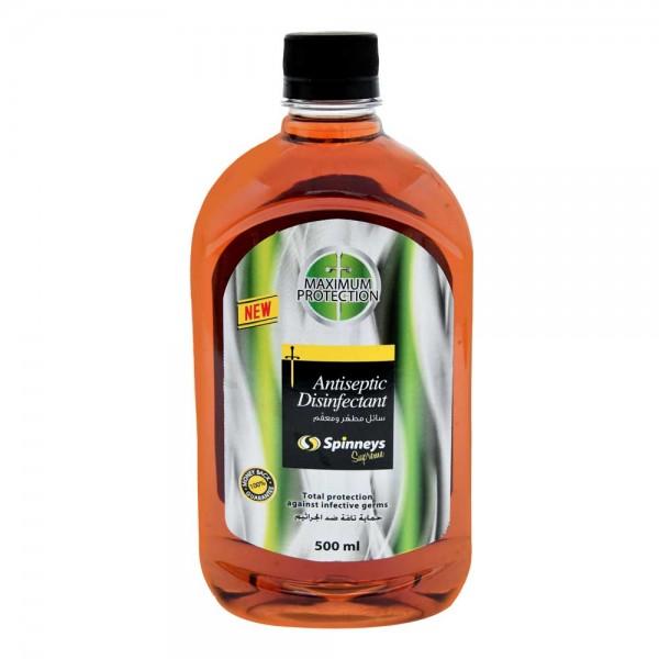 Spinneys Antiseptic Disinfectant - 500Ml 183031-V001 by Spinneys Supreme