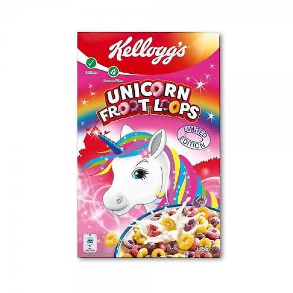Kellogg's Unicorn Froot Loops 183290-V002 by Kellogg's