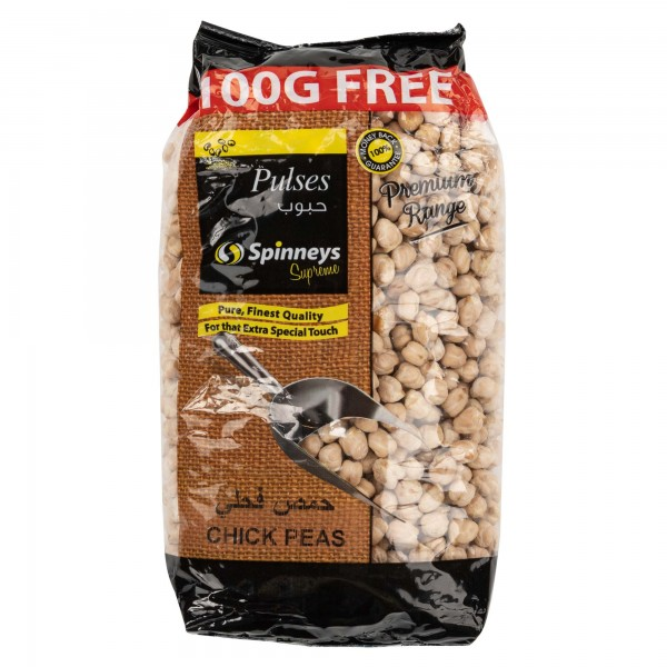 Spinneys Chick Peas 1Kg 184127-V001 by Spinneys Supreme