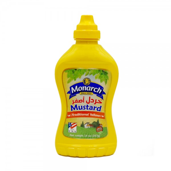 Monarch Mustard Squeeze 185059-V001 by Monarch