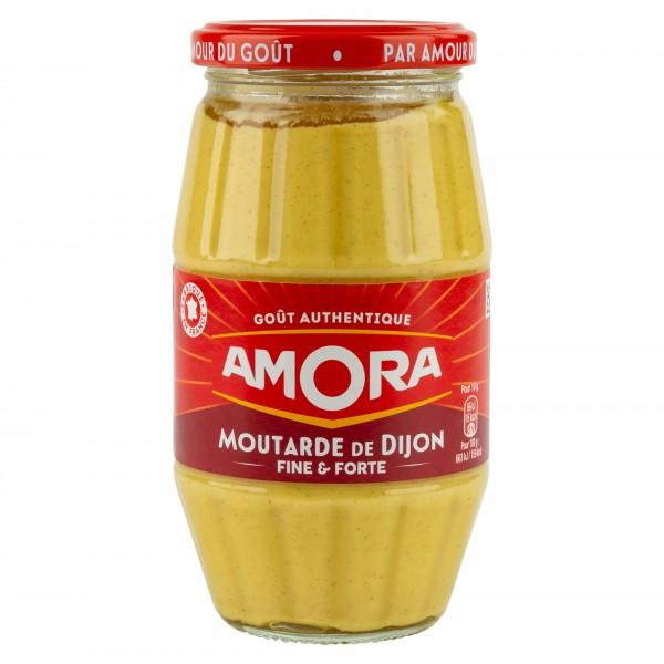 Amora Moutarde De Dijon Fine & Forte 440G 185261-V001 by Amora